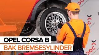 Opel Corsa Classic-verkstedveiledninger – den beste måten å forlenge levetiden til bilen din på