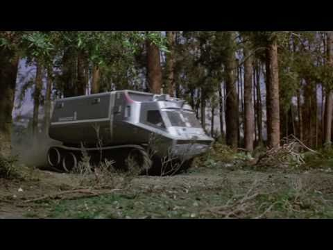 UFO - TV Series - Opening sequence in HD