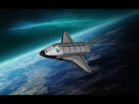 Buran-Energy Space System by Scanarri\SymBioz mod by Scanarri