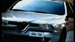 Reklama Nowa Alfa Romeo 156 1997 Polska