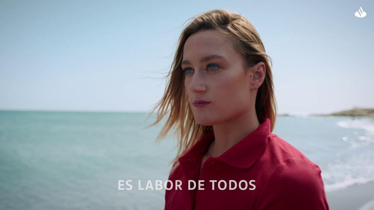 Banco Santander I #NadaEnElMar con Mireia Belmonte