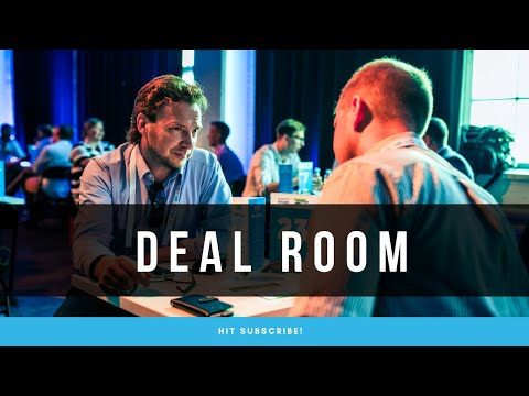 15 Meetings A Day - Deal Room - Arctic15