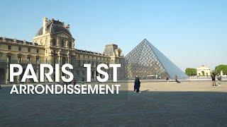 Paris 1st Arrondissement - Paris 20 in 20 Day One