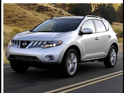 Roadfly Com 2010 Nissan Murano Sl Youtube