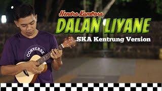 Download Dalan Liyane Reggae SKA Kentrung Version Cover Engki Budi ( Trending 1 Happy Asmara )
