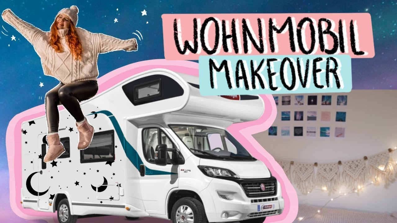 Wohnmobil Dekorieren Tumblr Makeover In Norwegen | Wohnmobil Dekorieren || Foxy Draws - Youtube