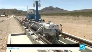 Hyperloop One : plus vite, plus loin, plus autonome #Tech24