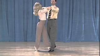 Int'l Standard Silver Foxtrot Variations & Techniques