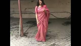 Actress Aathmika , Measaya Muruku Movie Heroin , Next Movie Scene Leaked