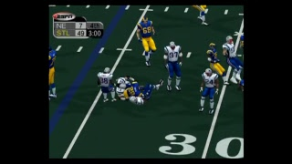 ESPN NFL 2K5 | 2003 New England Patriots vs 1999 St. Louis Rams
