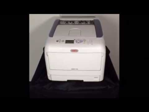 0f12ada42 OKI C831-TS CMYK LED Laser Transfer printer