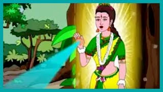 Thakumar Jhuli Karmo Fol | Bengali Stories For Children | Bengali Moral Stories for Kids