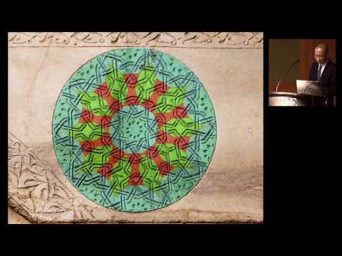 Girih Tiles: Decagonal Geometry in Seljuq Architecture, Metropolitan Museum of Art lecture