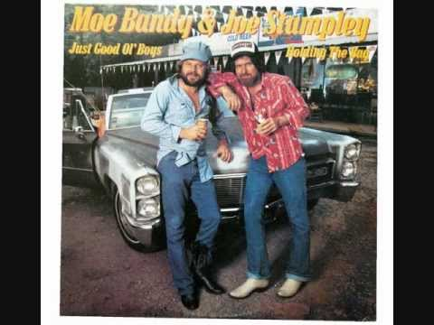 Moe Bandy & Joe Stampley / Tell Ol' I Ain't Here (He Better Get On Home)