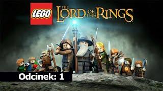 Zagrajmy w: Lego Władca Pierścieni #1 Początek 60 FPS Gameplay PL [PC]