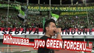 Aksi Balas Chant Bonek di Tribun Kidul..! Persebaya vs Borneo FC