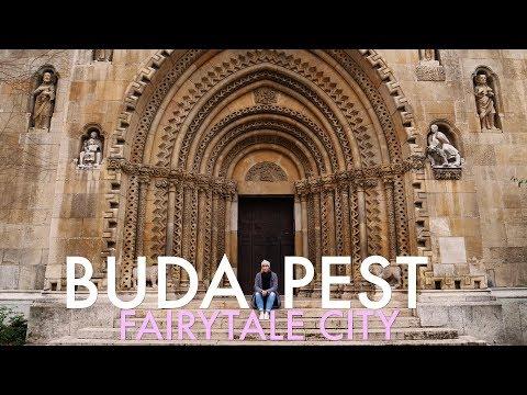 Budapest, Hungary   Fairytale City Travel Buzz Videos