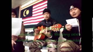 BIAR SAJA - composer and Lyric Dahari awang...