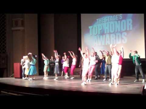 """2011 Stage Top Honor Awards - Pinewood School - """"Bye Bye Birdie"""""""