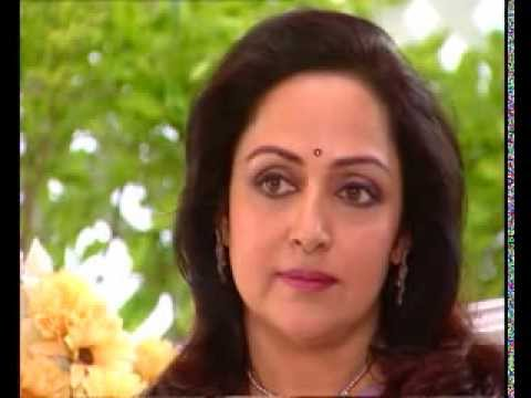 Rendezvous with Simi Garewal - Hema Malini with Esha & Ahana (1999)
