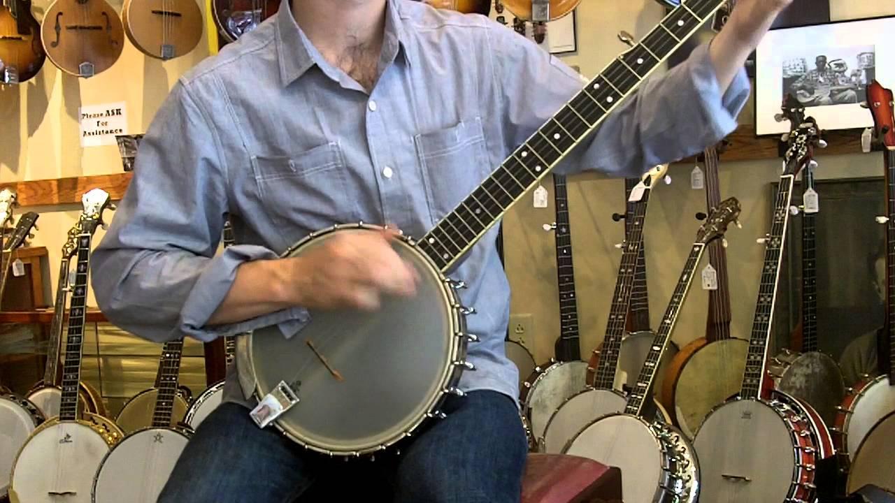 Vega Pete Seeger long neck banjo SOLD!