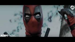 LOGAN Post Credit Scene   DEADPOOL 2 2017 Hugh Jackman Ryan Reynolds Marvel Movie HD
