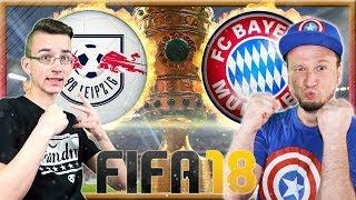 DFB POKAL RB Leipzig vs FC Bayern München | DUELL der Sammelkarten Youtuber