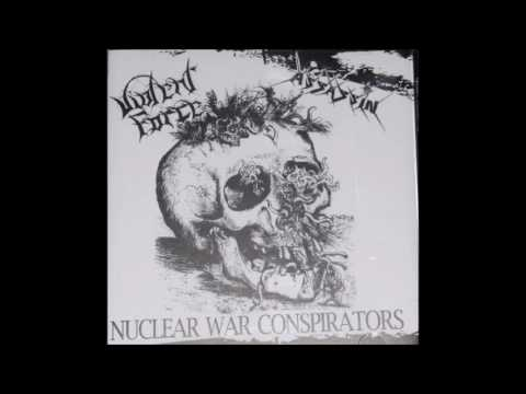 Violent Force / Assassin - Nuclear war conspirators (Full Al