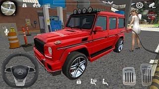 Mercedes-Benz G Class AMG Araba Oyunu // Real Car Parking HD #11 - Android Gamaplay FHD