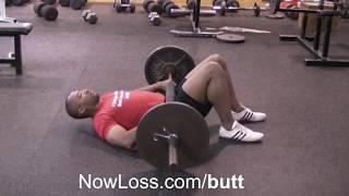 Get a Bigger Butt Naturally with Butt Bridges