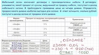 Задача 3 (В4) № 77357 ЕГЭ-2015 по математике. Урок 18