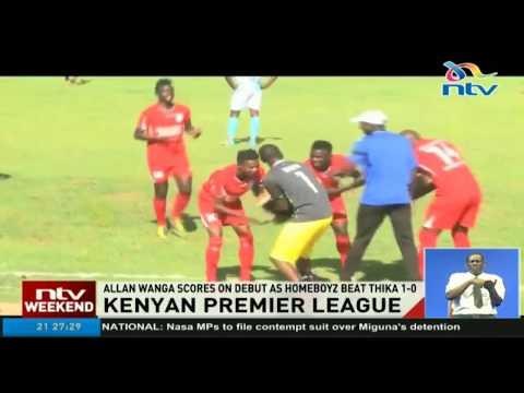 Wambani brace for Bandari downs Sofapaka 3-0 in Narok