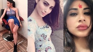 Nagini Serial Actress Shivanya ( Mouni Roy ) | Biography | Famliy & Friends Photos |