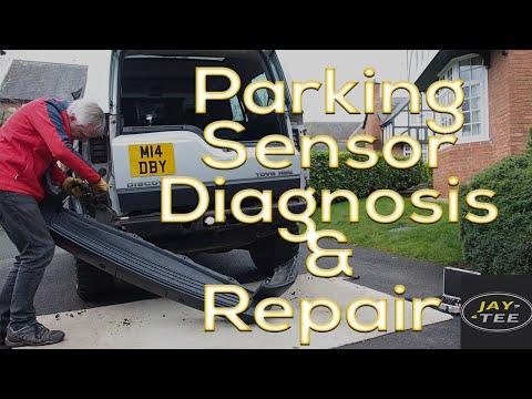 Land Rover Discovery LR3 & LR4 Parking Sensor Fault Diagnosis, Repair & Replacement