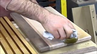 Hemp Oiled Cutting Boards