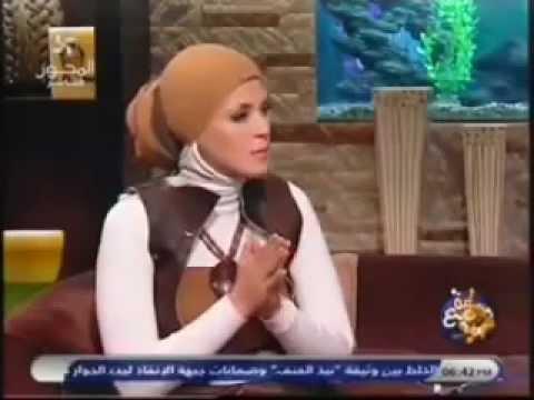 fa29c2a29a2be ساعه مع شريف مع ساره اسامه المذيعة ومصممة ازياء - YouTube