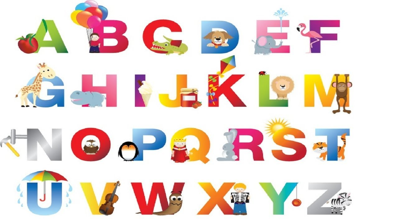 abc abc song alphabet for kids kids video - Alphabet Pictures For Kids