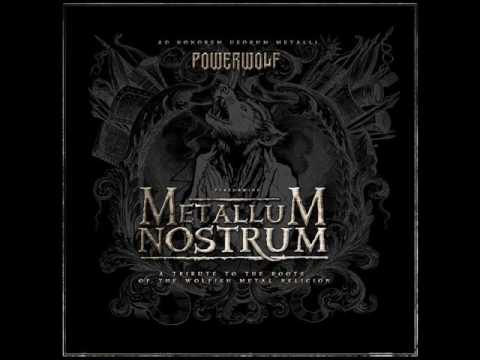 Powerwolf - Metallum Nostrum (Bonus Tribute Album) - [Full Album] - {Cover album} HD