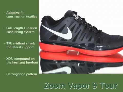 Die neuen Nike Tennis Schuhe Sommer 2012 bei tennis .
