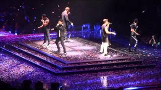 NKOTB - The Main Event, You got it (the right stuff)
