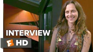 Point Break Interview - Teresa Palmer (2015) - Action Movie HD