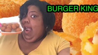 🥓 Burger King Bacon Cheese Tots Review 🧀