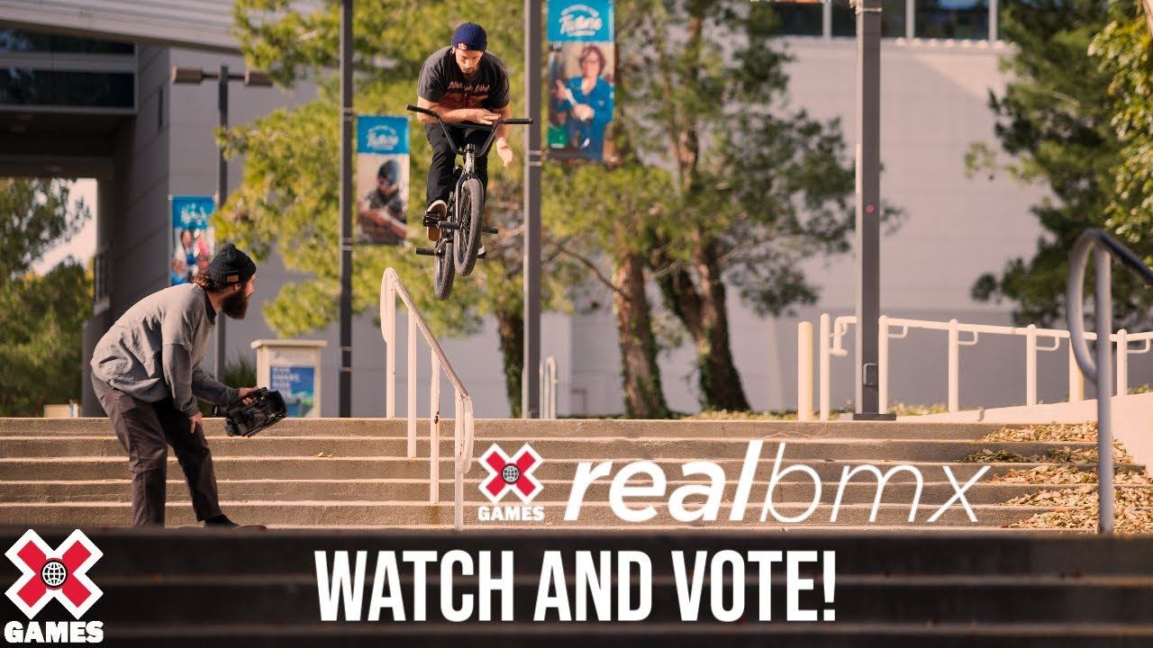 Real BMX 2020: VIDEOS DROP AUGUST 17 | World of X Games