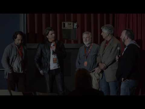Calgary Film 2016 Lexus Q&A: STRONGER THAN BULLETS