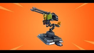 "Video Fortnite New ""Mounted Turret"" Update 