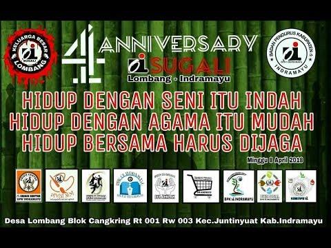 Live Anniversary Ke 4