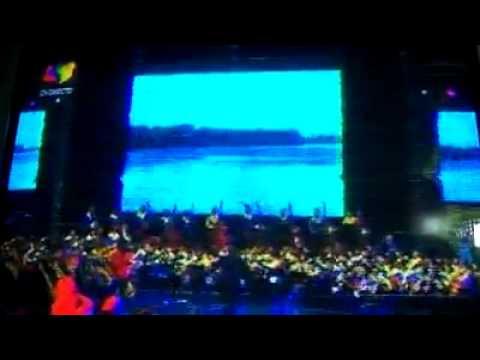 orquesta alma llanera presentacion en el poliedro de caracas