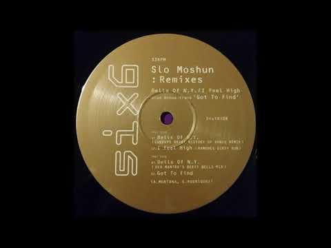 Slo Moshun - Bells Of N.Y.  (Luvdups Brief History Of Dance Remix)