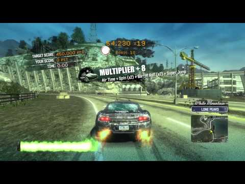Rock Star - Burnout Paradise HD