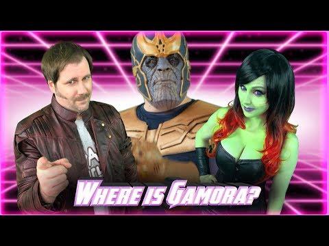 WHERE IS GAMORA? Avengers Infinity War Song Parody